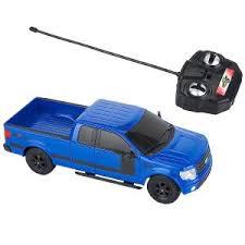 remote truck